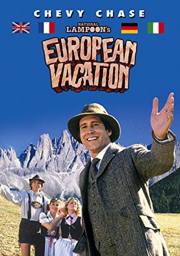 Amazon.com: National Lampoon's European Vacation: Chevy ...