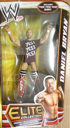 Imagen de WWE Elite Series 19 Action Figure Daniel Bryan