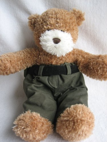 Ganz Heritage Collection Park Ranger Plush Bear