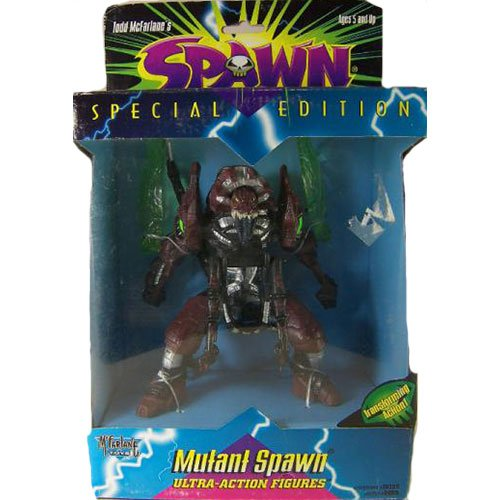 Spawn Special Edition Mutanat Spawn