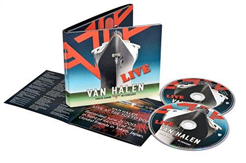 Van Halen - Tokyo Dome In Concert (2cd) - Zortam Music