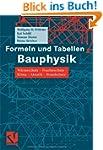Formeln und Tabellen Bauphysik: W�rme...