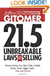 Jeffrey Gitomer's 21.5 Unbreakable La...