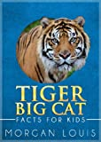 Tigers: Big Cat Facts For Kids