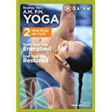 A.M. & P.M Yoga for Beginners with Rodney Yee [Import]by Gaiam: Yoga/Rodney...