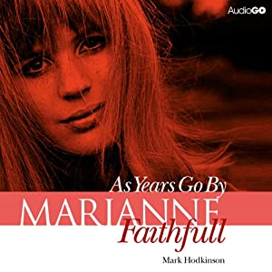 Marianne Faithfull Audiobook