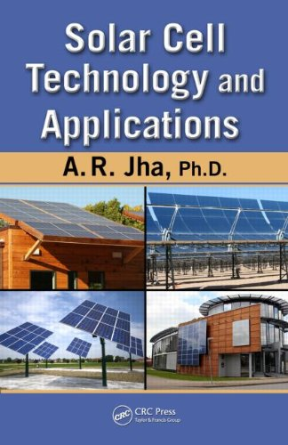 Solar Cell Technology and Applications - Auerbach Publications - 1420081772 - ISBN:1420081772