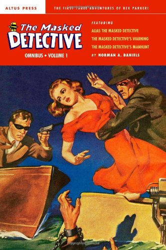 The Masked Detective Omnibus Volume 1