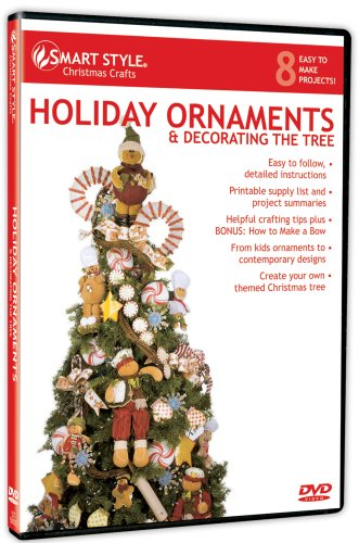 Christmas Crafts: Holiday Ornaments and Decorating the Tree