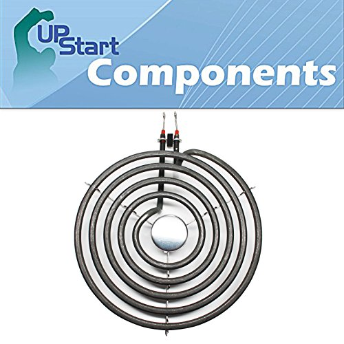 Replacement Jenn-Air A100 8 inch 5 Turns Surface Burner Element - Compatible Jenn-Air 9761345 Heating Element for Range, Stove & Cooktop (A100 Jenn Air compare prices)