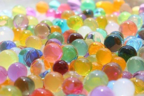水で膨らむクリスタルゼリー [ぷよぷよマジックジェリーボール](12色セット)