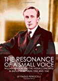 Paolo Petrocelli The Resonance of a Small Voice: William Walton and the Violin Concerto in England between 1900 and 1940