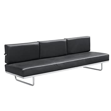 Designer Modern Le Corbusier Style LC5 Sofa Bed