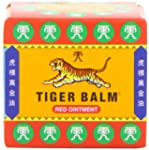 Tiger Balm - Baume Rouge Onguent - 19g