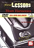 Mel Bay First Lessons Blues Harmonica