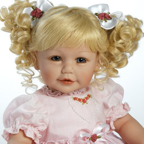Adora Baby Doll 20 Inch Little Sweetheart Light Blonde