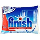 Finish Dishwasher Salt 5 kg (Pack of Two)