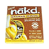 Nakd Banana Crunch Bars (4x30g)
