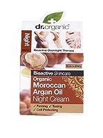 Dr Organic Crema de Noche Moroccan Argan Oil 50 ml