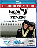 Flightdeck Action Iran Air B727 Cockpit Video Blu-ray