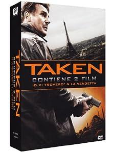 Taken Io Vi Trovero 39 La Vendetta 2 Dvd