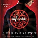 Invincible: The Chronicles of Nick Audiobook by Sherrilyn Kenyon Narrated by Holter Graham