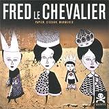 echange, troc Solenn Denis - Fred Le Chevalier : Papier, ciseaux, murmures