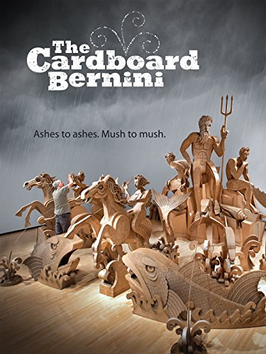 The Cardboard Bernini