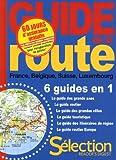 echange, troc Collectif - Guide de la Route 2012