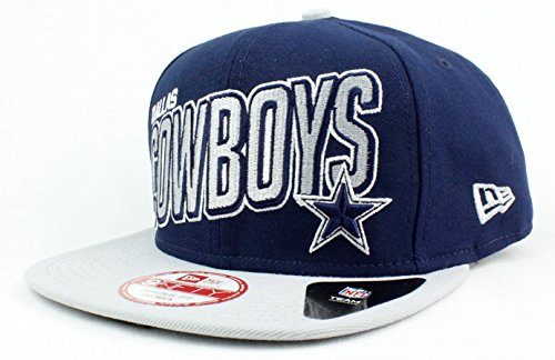 Dallas Cowboys Hat NFL Authentic New Era Striker 9FIFTY - Import It All db4507e79