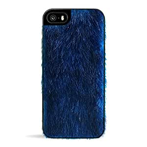 ZERO GRAVITY Posh Cellphone Case for iPhone 5/5s - Retail Packaging - Royal Blue