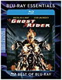 Cover art for  Ghost Rider [Blu-ray]