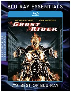Ghost Rider [Blu-ray] (Bilingual) [Import]