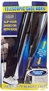 TELESCOPIC SHOE HORN
