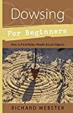 img - for Dowsing for Beginners: How to Find Water, Wealth & Lost Objects (For Beginners (Llewellyn's)) book / textbook / text book