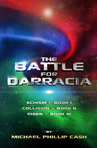 The Battle For Darracia by Michael Phillip Cash ebook deal