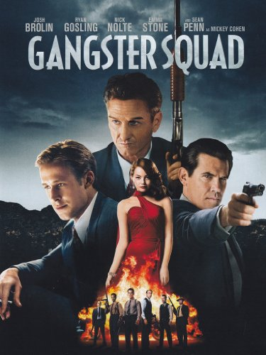 Gangster squad [IT Import]
