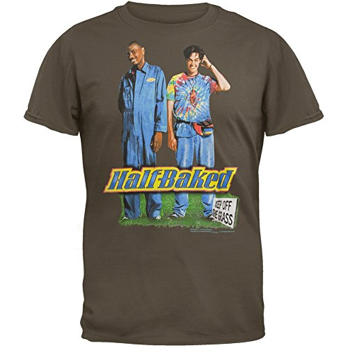 Half Baked - Keep Off T-Shirt (Half Baked Tshirt compare prices)