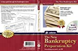 The New Bankruptcy Preparation Kit on CD (Personal Law)