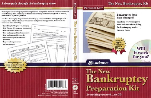 the new bankruptcy law essay Request new password  bankruptcy law and practice sources of american law:  top 10 tips for successfully writing a law school essay.