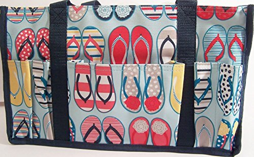 Thirty One Keep It Caddy Fun Flops front-593073