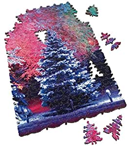 The Puzzle That Ruined Christmas Wooden (245pc) by Wentworth Wooden Jigsaw Puzzles