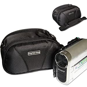 BDV0501 First2savvv black quality camcorder case for Panasonic HC-V520