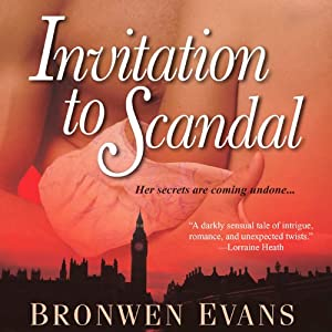 Invitation to Scandal | [Bronwen Evans]