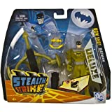 Bow Shot Batman Stealth Strike Brave and the Bold Deluxe Action Figure