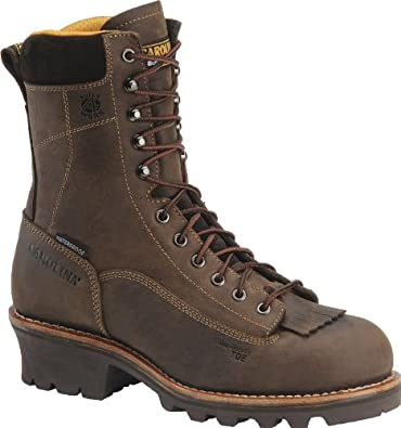 Carolina Boots: Mens Composite Toe Waterproof Logger Work Boots CA7522 by Carolina