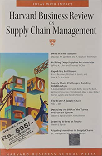 Zappos com: Developing a Supply Chain to Deliver WOW! (HBSP