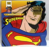 img - for True Story of Superman\Spr Shp (Dc Super-Heroes Golden Super Shape Books) book / textbook / text book
