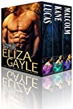 Alpha Bad Boy Shifters Boxed Set