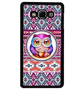 PrintVisa Back Cover for Samsung Galaxy A3 (Multi-coloured)